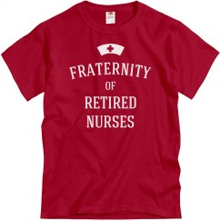 Retired nurses fraternity
