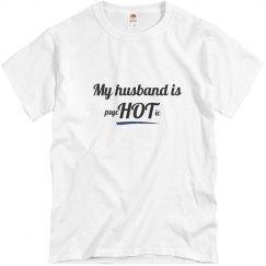 Husband is psycHOTic white