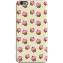 Cupcake phone case.