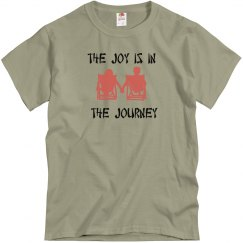 Joy is the journey