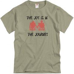 Joy is the journey