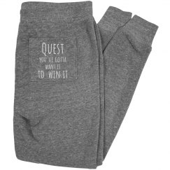 womens quest sweats