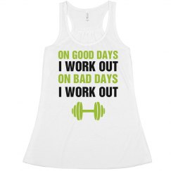 Workout All Day Everyday