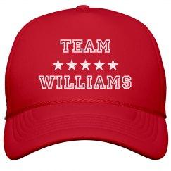 Custom Team Family Hat