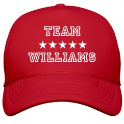 Custom Team Family Hat