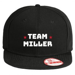 Family Team Reunion Flat Bill Hat