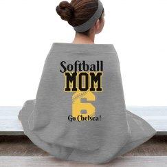 Softball Mom Cheer