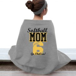 Softball Mom Cheer
