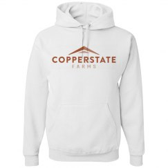 Copperstate Farms Unisex Jerzees Hoodie