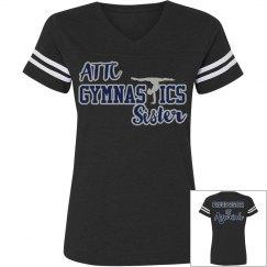Gymnastics Sister Shirt