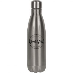 2018 Real Girl Waterbottle