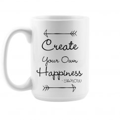 Create Your Own Happiness Mug