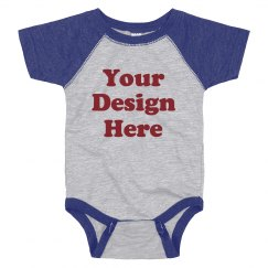 Personalized July 4th Baby Outfits