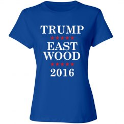 Trump and Eastwood 2016
