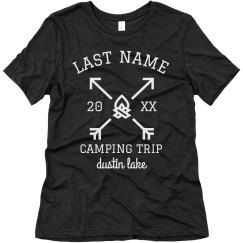 Custom Shirts for the Family Camping Trip!