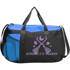 GADGET'S VLOGS Halloween Duffel Bag 1