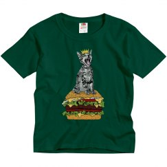 Cat Burger Youth Color
