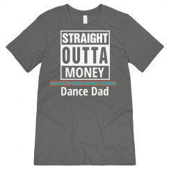 Dance Dad Tee (Straight Out)