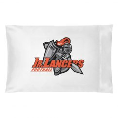 Jr. Lancer pillow case