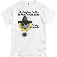 Wasting Away Solar Eclipse Shirt