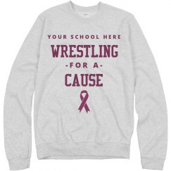 Wrestling Breast Cancer