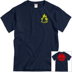 Wildland Firefighter Fire Line Maltese