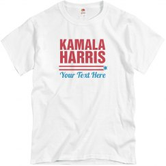 Custom Harris Political Tee