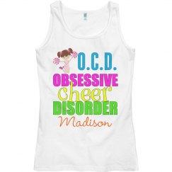 Obsessive Cheer Disorder Cute