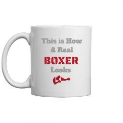 How boxer looks