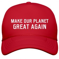 Make The Planet Great Again