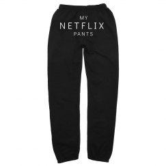 Weekend Netflix Pants