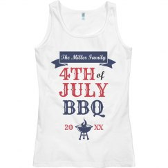 Family 4th of July BBQ