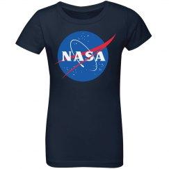 Girls Love Science and NASA