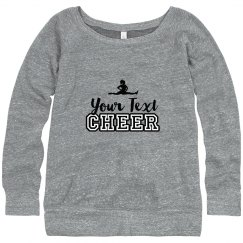 Add Your School or Team Name Cheer