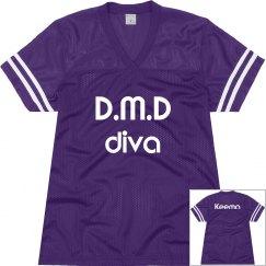 D.M.D Customized Jersey