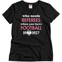 Who needs referees