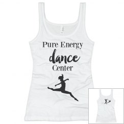 Pure Energy Junior Fit Tank Top