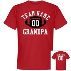 Football Grandpa Pride