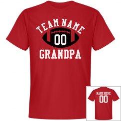 Football Grandpa Pride