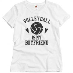 Volleyball is my Boyfriend