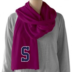 Letter Scarf
