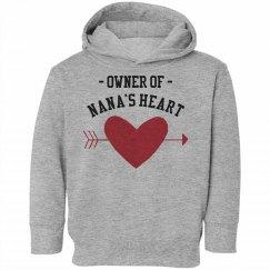 Owner Of Nana's Heart