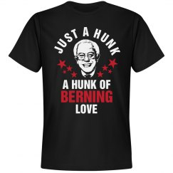 A Hunk of Berning Love