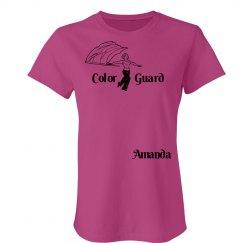 Color Guard Amanda