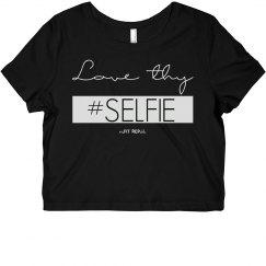Love thy selfie crop