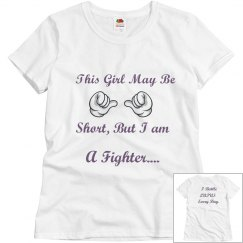 I am a fighter