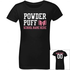 Custom Powderpuff Design