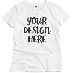 Build Your Own Shirt