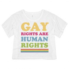 Gay Rights Are Human Rights