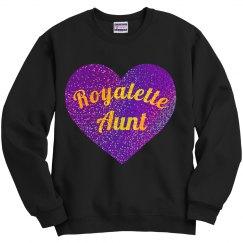 Royalettes Aunt